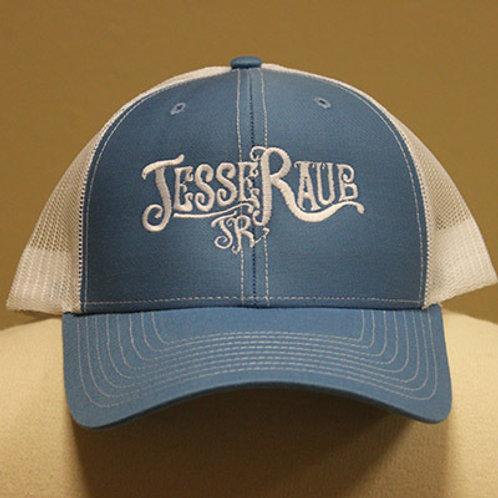 Blue JRJ Mesh Hat