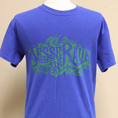 Blue JRJ Shirt