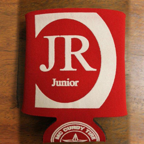 RED JRJ KOOZIE