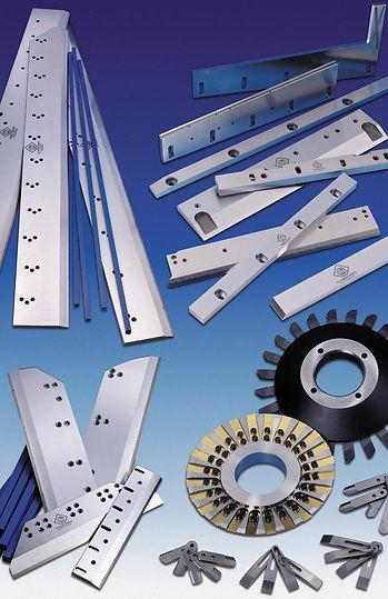 Запасные ножи для оборудования Horizon