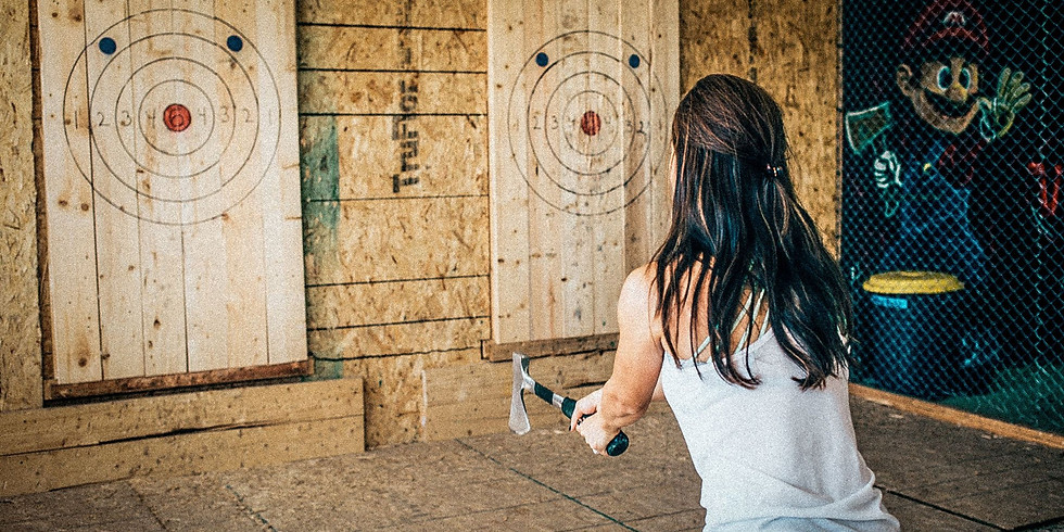 July 17: Networking Barbecue and Axe Tossing at NJMP