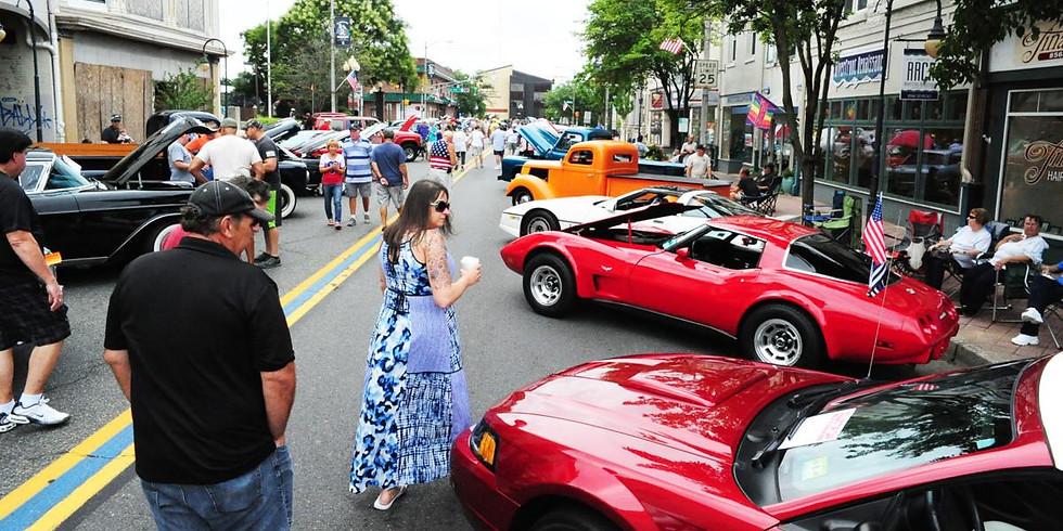Millville Car & Craft Show Corporate Host Registration