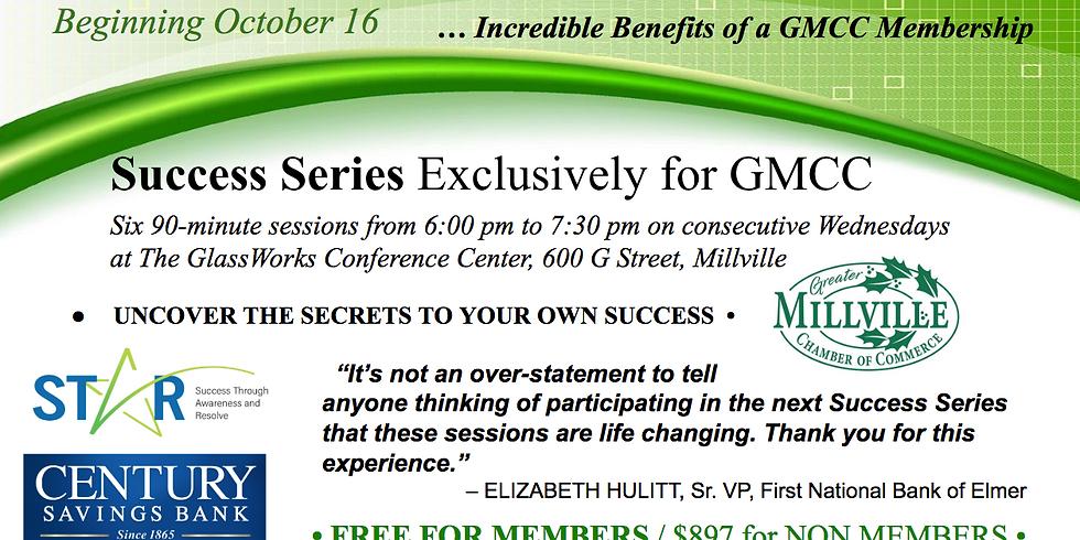 Success Series for GMCC Members