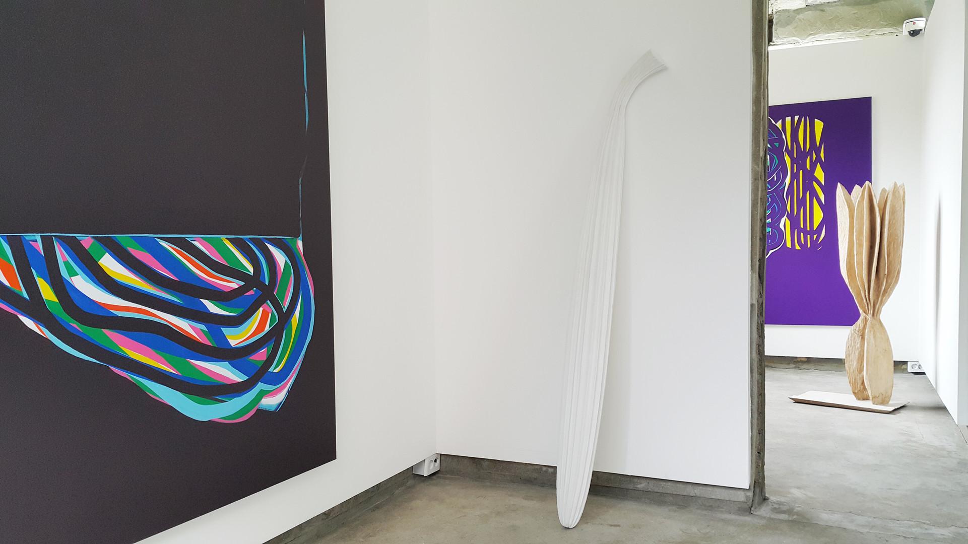 The Big Gesture_Installation_artbn