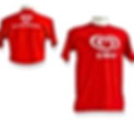Camiseta básica gola redonda algodão personalizada para brindes, eventos e uniformes e feiras promocionais