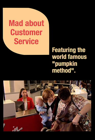 Mad About Customer Service