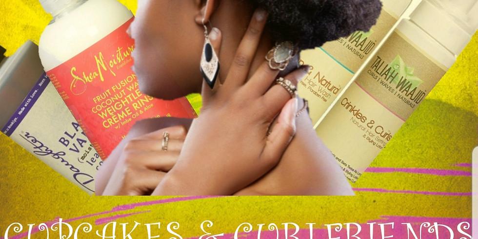 Cupcakes & Curlfriends Natural Hair Product Swap