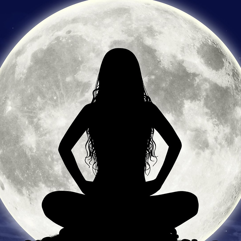SOLD OUT** Full moon Cacoa & Yoga Journey