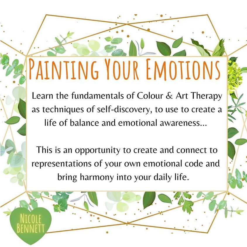 Painting Your Emotions