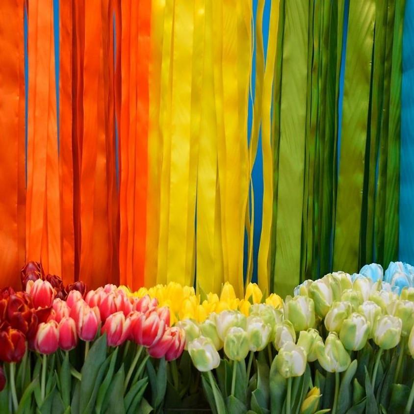 Spring Awakening: 75 Minute Yoga Flow