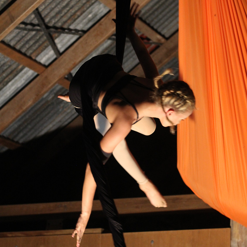 Aerial Sequence Workshops - Part 1
