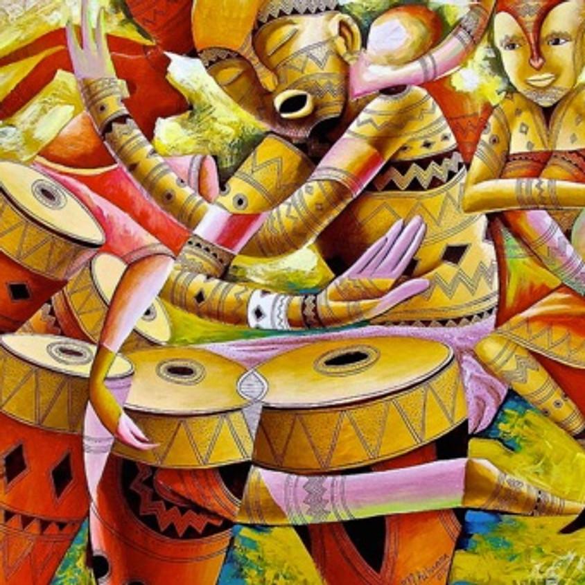 Mango Jam Sessions - 'Drumming and Dance Jam'