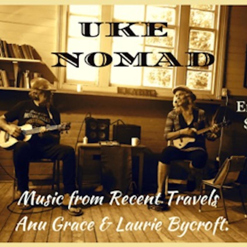 UKE NOMAD - House Concert & Potluck