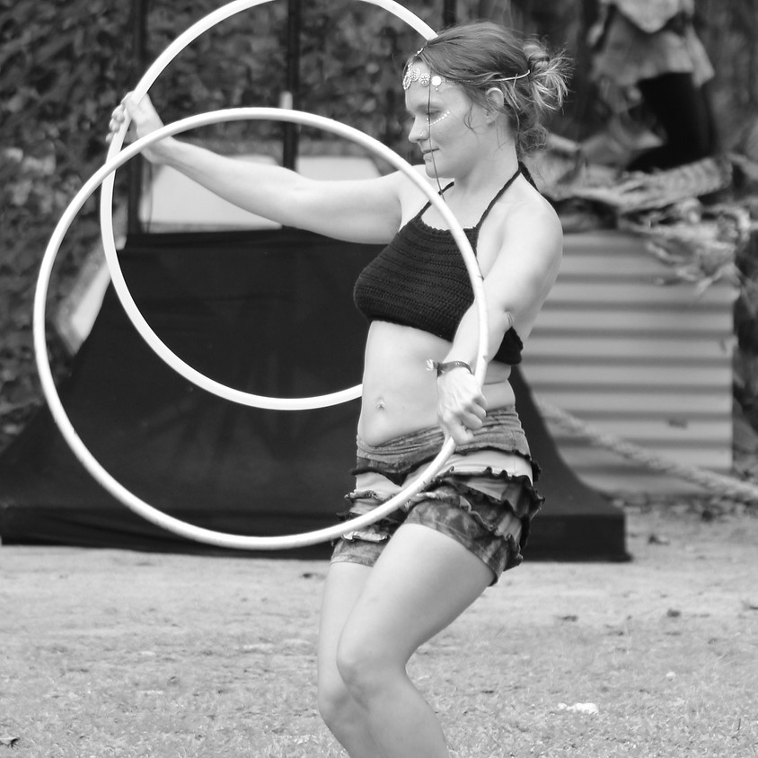 Hula Hooping for All Levels
