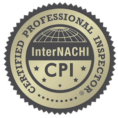 inspector logo,certified proffesional inspector