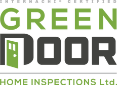 logo, green Door Home Inpsections Ltd