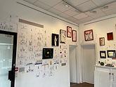 Him&Me exhibition Colonnade House