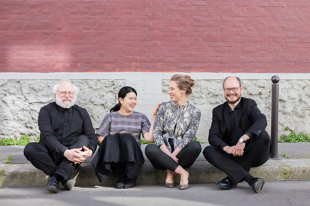 Membres du Quatuor Elysée - Quatuor Elysée quatuor à cordes