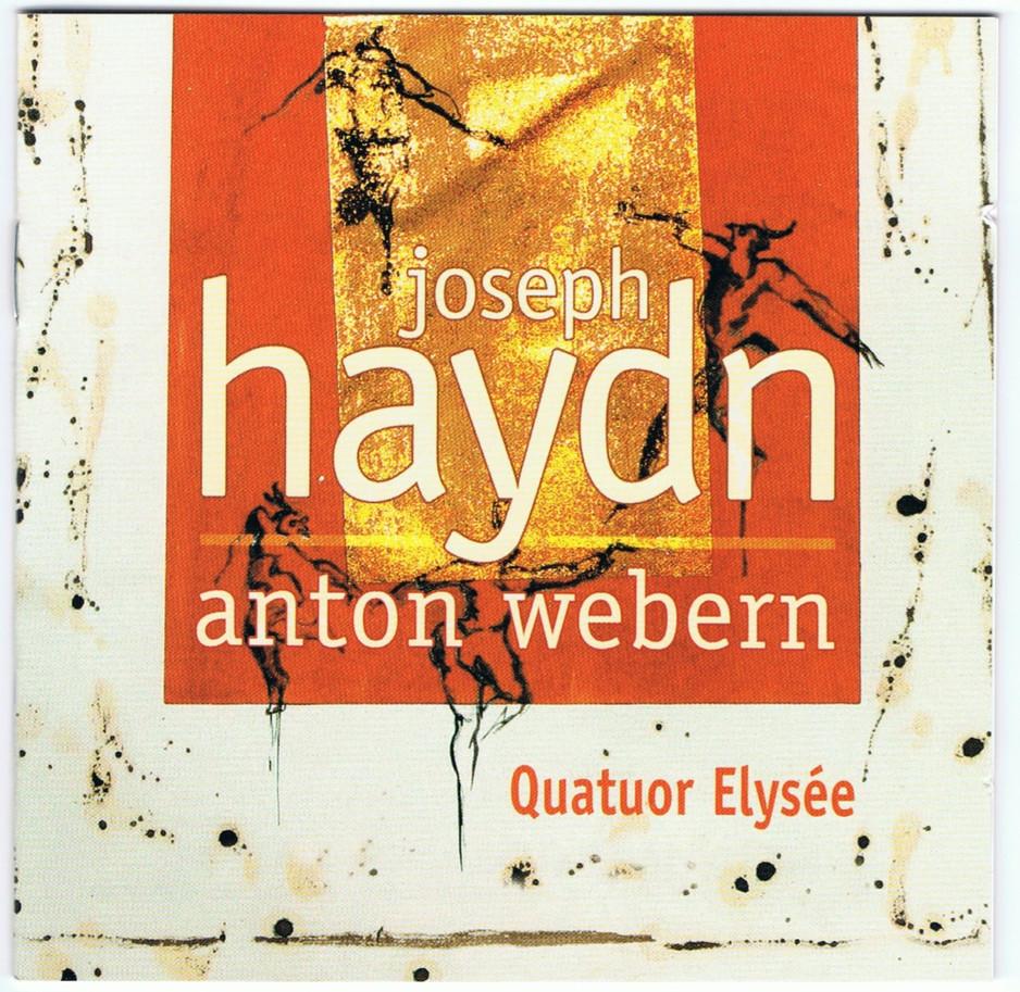 Discographie du Quatuor Elysée _ Haydn,_
