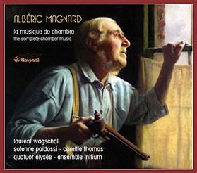 Discographie du Quatuor Elysée _ Alberic