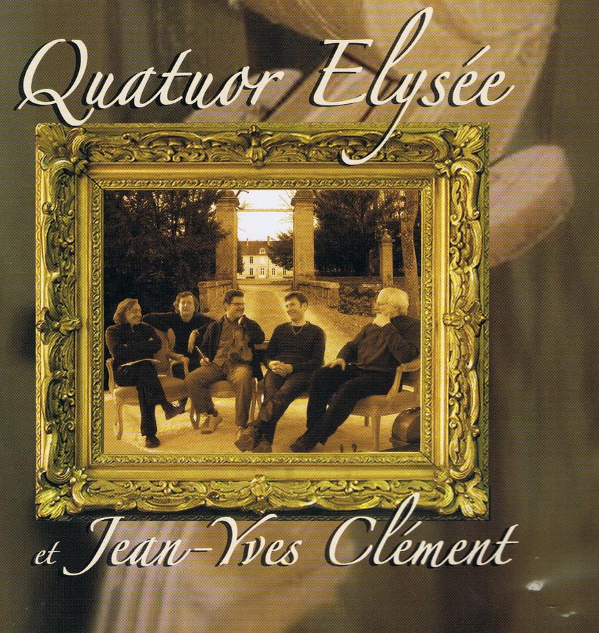 Discographie du Quatuor Elysée _ Jean Yv