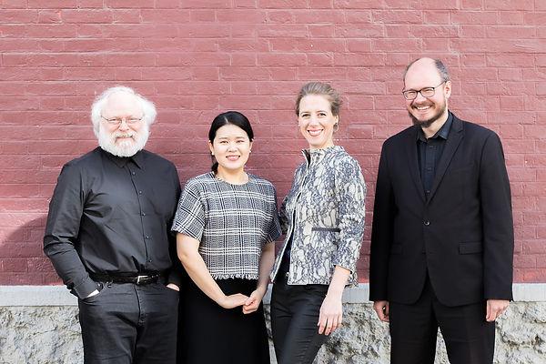 Quatuor Elysée - Quatuor à cordes