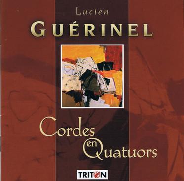 Discographie du Quatuor Elysée _ Lucien