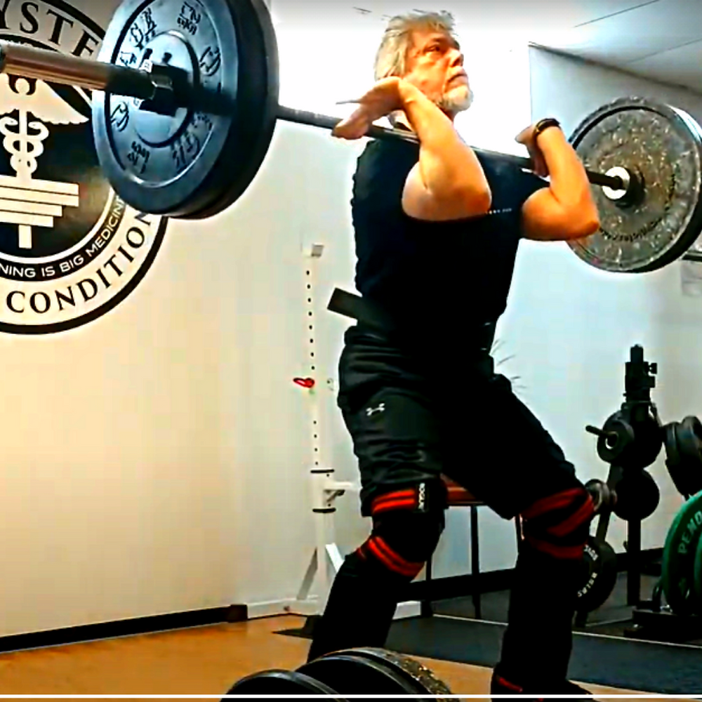 The Power Clean