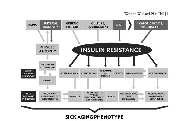The Sick Aging Phenotype