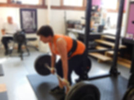 A Heavy Deadlift at 67