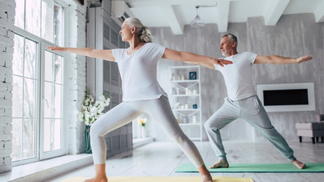 YOGA FOR THE ATHLETE OF AGING