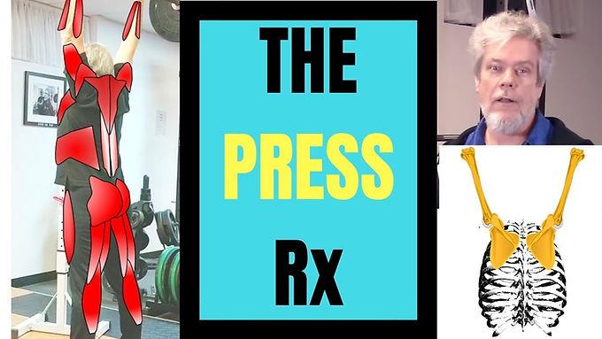 THE PRESS PRESCRIPTION