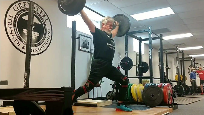 SHOULD YOU DO OLYMPIC LIFTS?