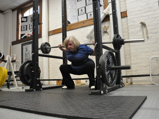 Barbell Training is the Fountain of Youth