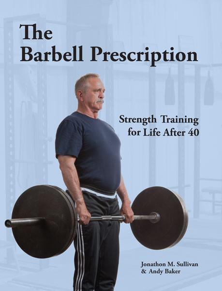 The Barbell Prescription-cover