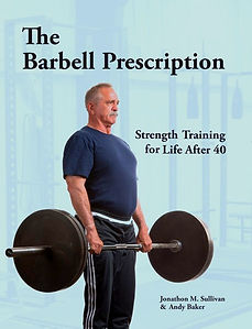 The Barbell Prescription is the best book ever written on exercise over fifty.