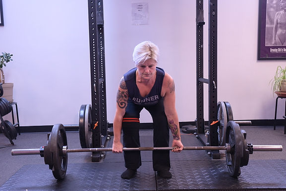 THE MINDSET OF LIFTING (AT BARBELL LOGIC W. JAIME COLLINS)