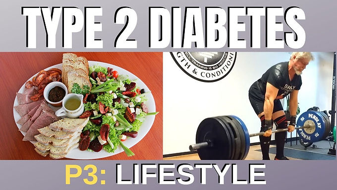TYPE 2 DIABETES: THE COMPLETE SERIES!