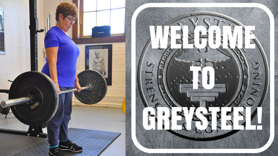 Announcing The Greysteel Channel