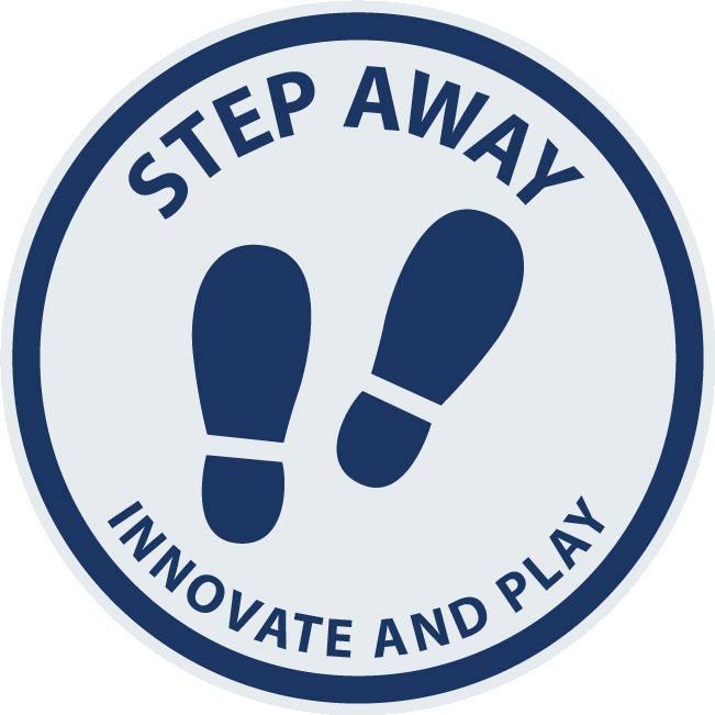 Step Away! logo