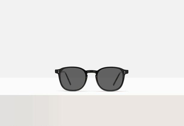 Sunglasses - Whitman in Acetate Black