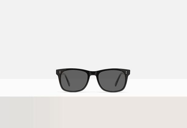 Sunglasses - Goldblum in Acetate Black