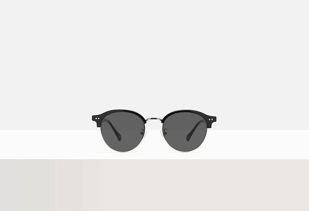 Sunglasses - Miles in Acetate Black