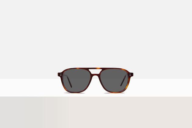 Sunglasses - McQueen in Tuscan Tortoise