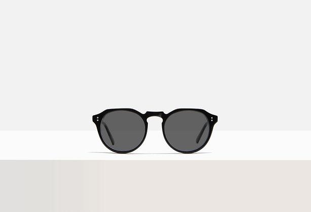 Sunglasses - Faulkner in Acetate Black