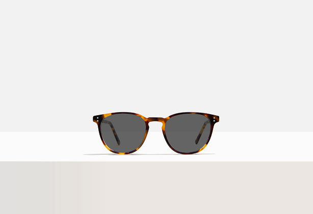 Sunglasses - Hemingway in Honey Amber