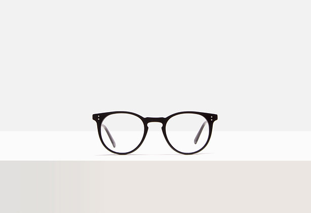 Franklin in Acetate Black