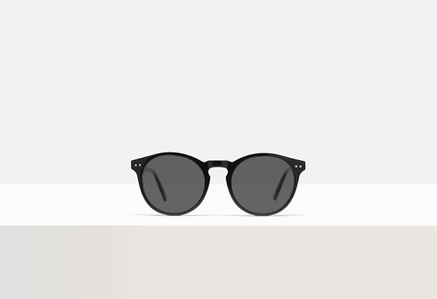 Sunglasses - Salinger in Acetate Black