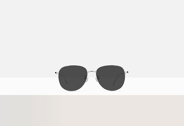 Sunglasses - Mamet in Silver Lining