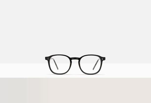 Whitman in Acetate Black